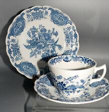 Ridgway Stafforshire England Royal Windsor blau blue Teile zur Wahl