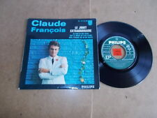 CLAUDE FRANCOIS - EP FRENCH PHILIPS 437182  / LISTEN - FRENCH YEYE