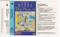 THE MOODY BLUES - THE PRESENT.   *RARE CASSETTE TAPE*
