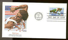 C97 OLYMPICS FDC COLORADO SPRINGS, CO  FLEETWOOD CACHET