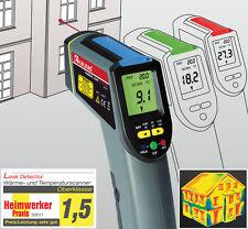 Infrarouge Leak Detector température scanner thermomètre avec laser incl. Batterie