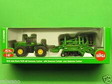 1:87 Siku Farmer 1856 John Deere 9630 mit Amazone Centaur Blitzversand per DHL