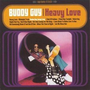 Buddy Guy - Heavy Love (CD, 1998, Silvertone) NEW, SEALED - Jonny Lang