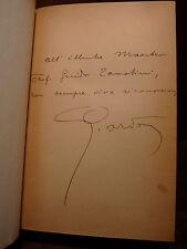 Biografia Storia, G. Ardau: Francesco Crispi 1939 Ceschina ex libris e autografo