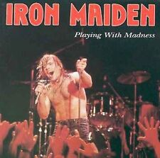 Iron Maiden : Playing With Madness CD
