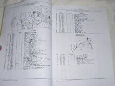 John Deere Antique Vintage Heavy Equipment Parts For Baler S. John Deere 214 Baler Parts Catalog Manual. John Deere. John Deere 466 Round Baler Wiring Harness At Scoala.co