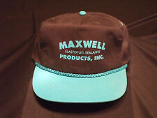 Maxwell Elastoflex Sealants Products, Inc. ball cap