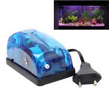 Silent Efficient High Out Energy Efficient Aquarium Fish Tank Oxygen Air Pump EU