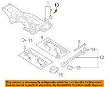 SUBARU OEM 93-07 Impreza Rear Suspension-Alignment Cam 20540AA111