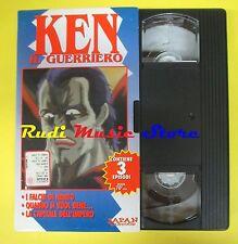 film VHS cartonata KEN IL GUERRIERO 3 I falchi di nanto Quando si (F71) no dvd