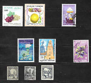 Tunisia ... Choice Stamps .... 4033