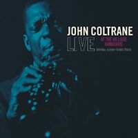 JOHN COLTRANE - LIVE AT THE VILLAGE VANGUARD  VINYL LP NEW!