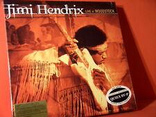 """JIMI HENDRIX """" LIVE AT WOODSTOCK """" (200GRAM-CLASSIC-RECORD/3-LP-BOX/mfsl/SEALED)"""