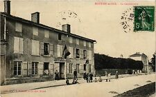 CPA Montier en Der - La Gendarmerie (368744)