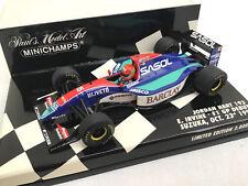 MINICHAMPS 1/43 Jordan Hart 193 E.IRVINE F1 GP Debut Suzuka Oct 23rd 1993