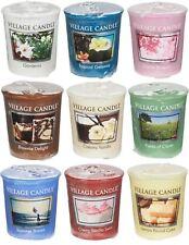 Village Candle Votive Sampler Assorted Fragrance 16 Hour Burn BUY 5 GET 6th FREE