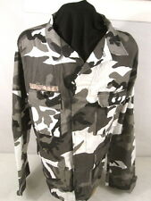US Army 3-Color Urban Camouflage Uniform BDU Coat or Shirt - Size XX Large/Reg
