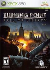 Turning Point Fall of Liberty Xbox 360 REPLACEMENT CASE ONLY (NO GAME)