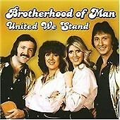 United We Stand, Brotherhood of Man, CD New