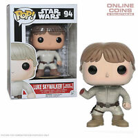 STAR WARS - LUKE SKYWALKER BESPIN ENCOUNTER - FUNKO POP VINYL FIGURE- BNIB!!!