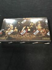 OUTLANDER SEASON 2 TRADING CARD HOBBY CASE - Case is Sealed & has 12Sealed Boxes