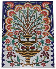 Fliesenbild Keramikfliesen Orient Handbemalt Wandfliesen Mediterran Mosaik 12 11