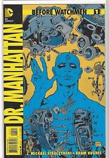 BEFORE WATCHMEN DR MANHATTAN #1 1:25 Paul Pope Variant Cover! DC Rebirth!