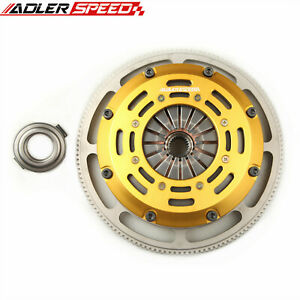 ADLERSPEED RACING CLUTCH TWIN DISK FOR FIAT 124 131 X-1/9 1975-1978