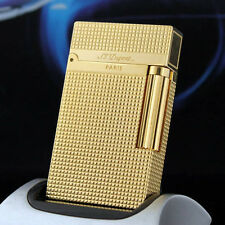 NEW gold color S.T Memorial lighter Bright Sound ! free shipping