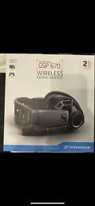 Sennheiser GSP 670 Gaming Headset