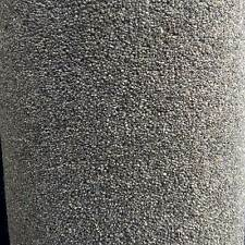 Carpet Remnant Roll End Wool Rich Timeless Heathers Slate 3.65x2.10m RRP£26 SQM
