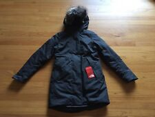 NWT NORTH FACE WOMEN FAR NORTHERN WATERPROOF DOWN PARKA JACKET PUFFER M MEDIUM
