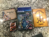 Ragnarok Odyssey -- Mercenary Edition PSVita - NO GAME - BOX AND INSERTS ONLY!