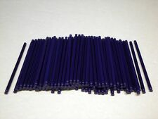 "KNEX Screamin Serpent Parts Lot 6 Flags on Light Purple 7 1//2/"" Flexi Rods 7.5/"""