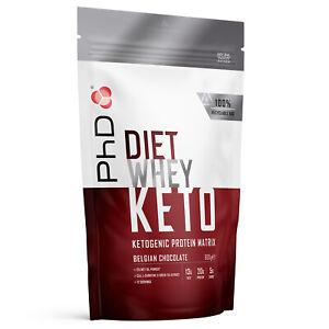 PhD Diet Whey Keto- Ketogenic protein powder (Choose flavour)