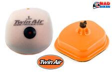 Twin AIR Airbox Lavado De Cubierta Y Filtro Honda CRF250R 2014-16 CRF450 R 2013 2014-16