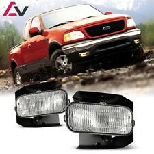 For Ford F-150 99-04 Clear Lens Pair Bumper Fog Light Lamp OE Replacement DOT