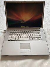 Apple Powerbook G4 15 Zoll // A1095 // 1,5 GHz // 1 GB RAM // 74 GB HDD
