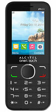 Brand New Alcatel Onetouch 2045 Black 3G SENIOR CHEAP Mobile FM Phone Unlocked