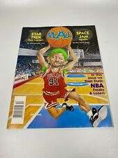 Mad Magazine NBA Freaks & Losers No.352 December 1996