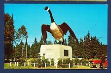 The famous GOOSE -   WAWA - Ontario, Canada - postmark Wawa Ontario, 1965