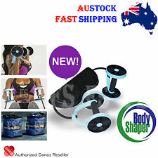 *HOT* ORIGINAL NEW TOTAL BODY SHAPER TONER WEIGHT TRAINER *AUS STOCK*