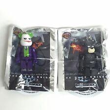Pepsi Nex Warner Bros. Be@rbrick Strap Figure The Dark Knight Batman & Joker Set