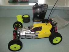 VINTAGE RC Team Losi XX-4 RTR Graphite 4wd Buggy BRUSHLESS