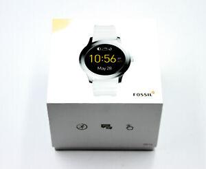 FOSSIL Q Founder Gen 2 Touchscreen White Band FTW2115 - Watch Aus Stock
