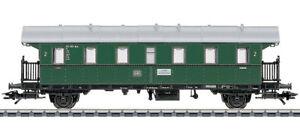 Märklin H0 4314 Passenger Car Donnerbüchse 2. Class DB New