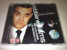 Robbie Williams 1998 I've Been Expecting You Millennium Taiwan 3 Track Promo CD