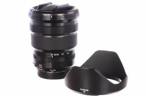 Fuji 10-24mm f4 XF R OIS, superb condition, 6 month guarantee