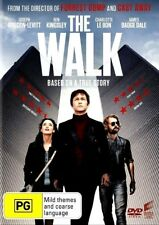 THE WALK DVD JOSEPH GORDON LEVITT ***