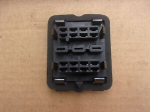 NEW 1965 Plymouth Dodge Chrysler Firewall Harness Electrical Bulkhead Connector